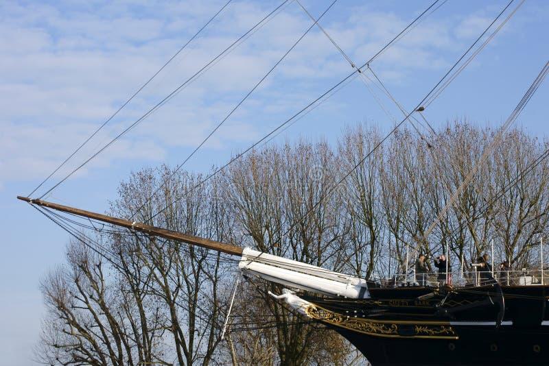 Cutty Sark zdjęcie royalty free