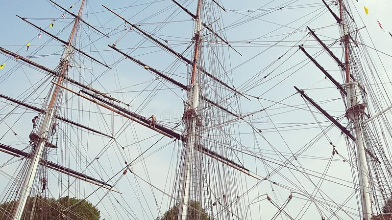 Cutty Sark images stock