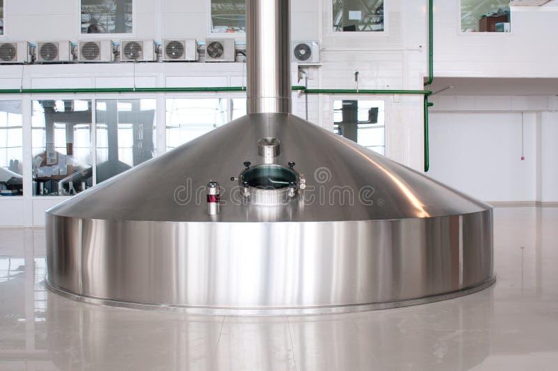 Cuves de fermentation photo libre de droits