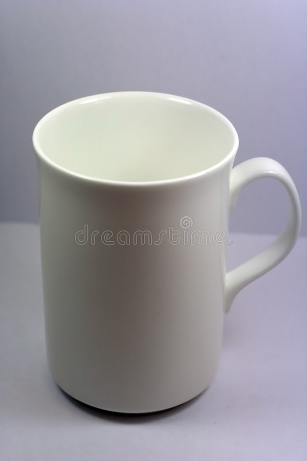 Cuvette blanche images stock