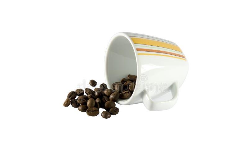 Cuvette de café 1 image stock