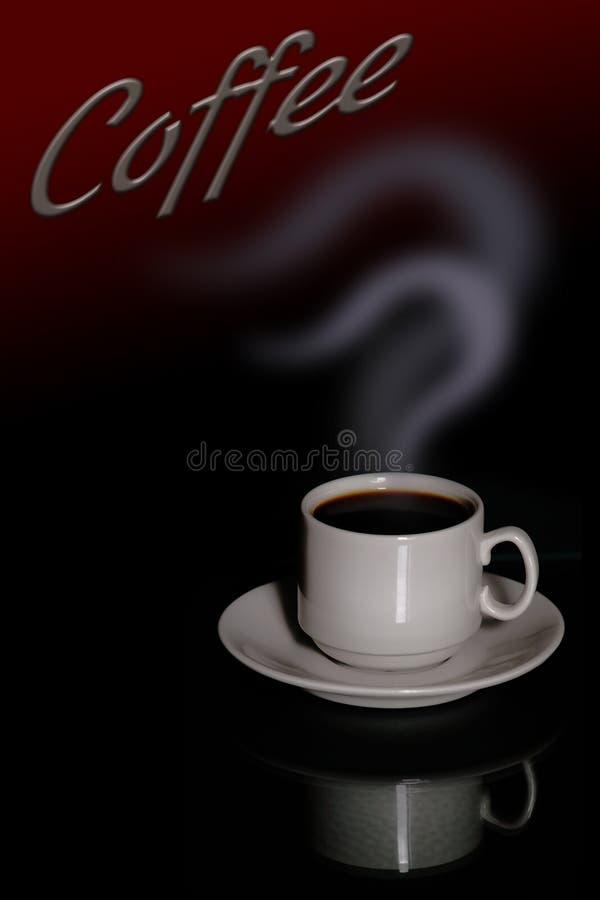 Cuvette de café photo stock