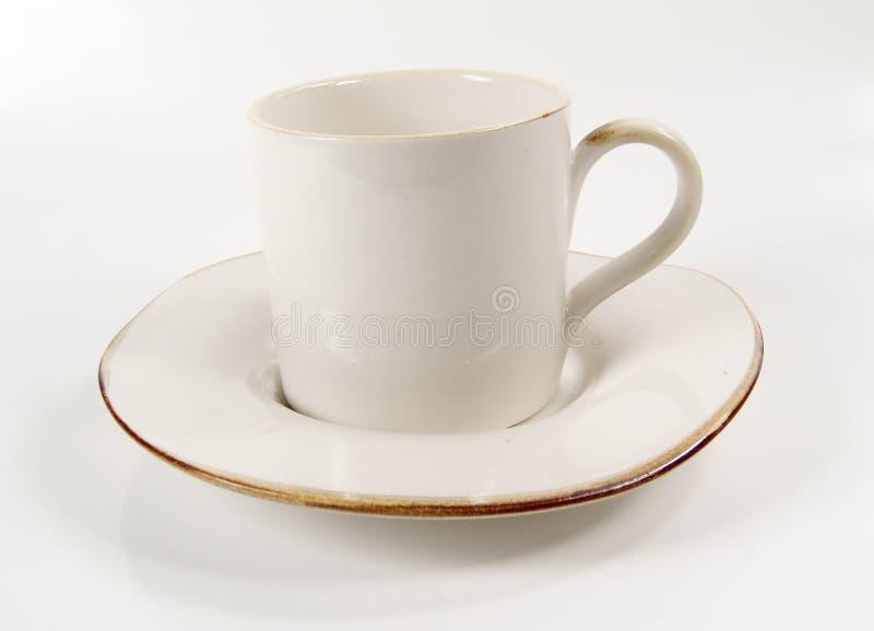Cuvette de café 3 image libre de droits