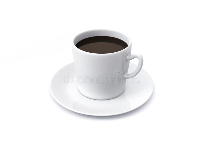 Cuvette de café photos stock