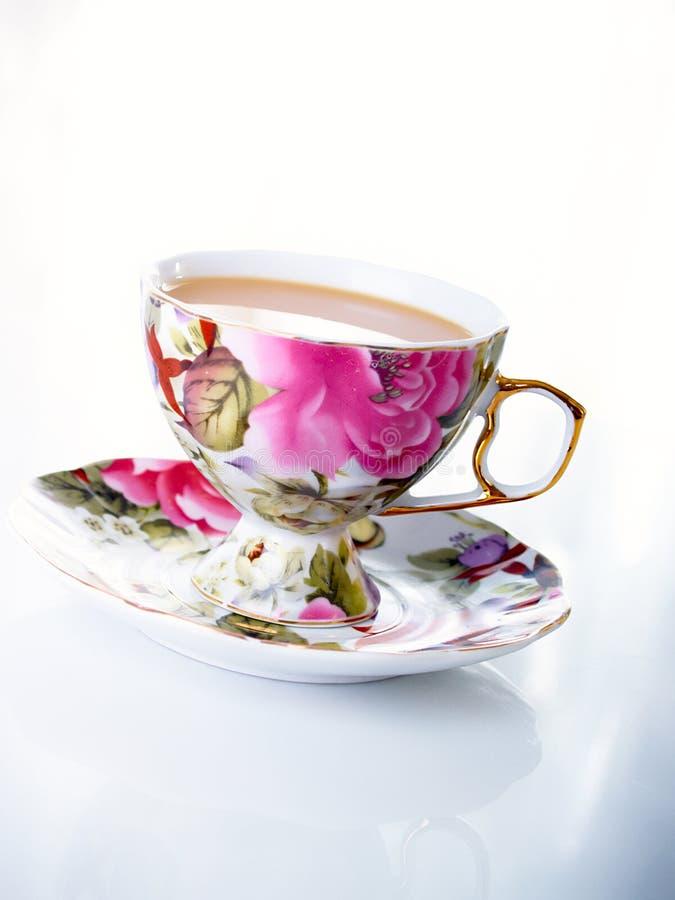 Download Cuvette de café photo stock. Image du café, milieux, isolement - 8663084