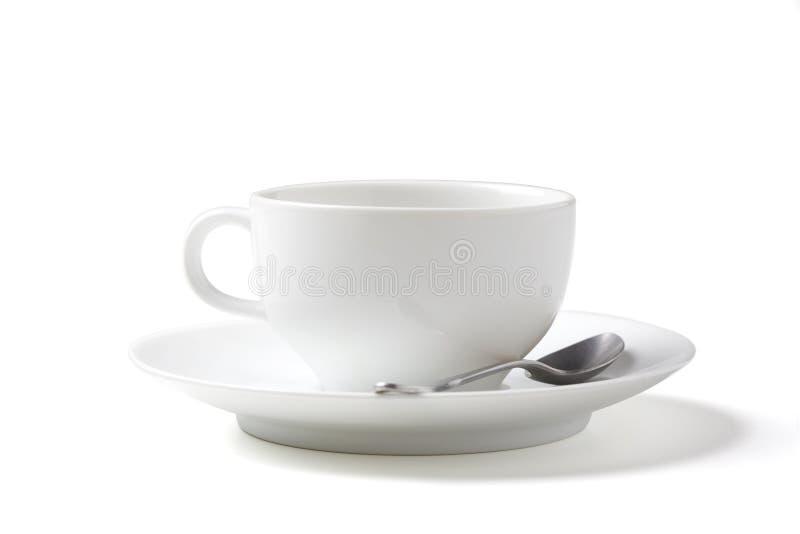 Download Cuvette de café blanc image stock. Image du préparation - 76085005