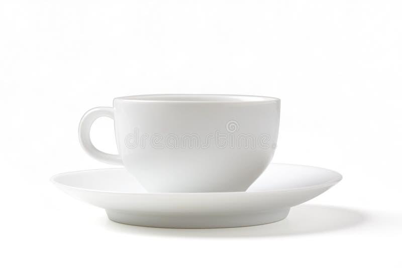Download Cuvette de café blanc photo stock. Image du objet, fond - 76085016