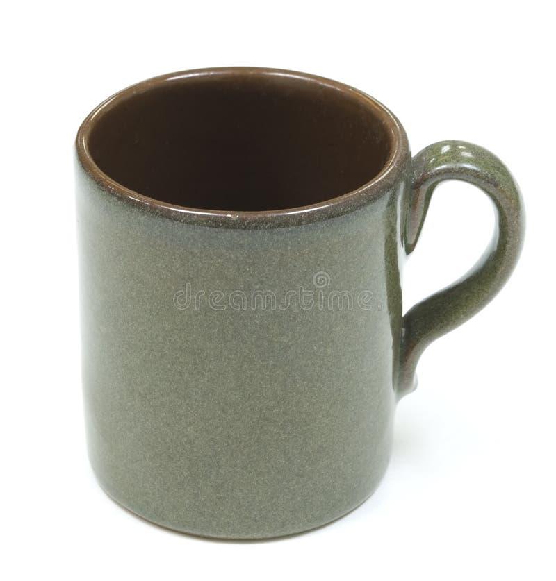 Cuvette de café (thé) photographie stock libre de droits