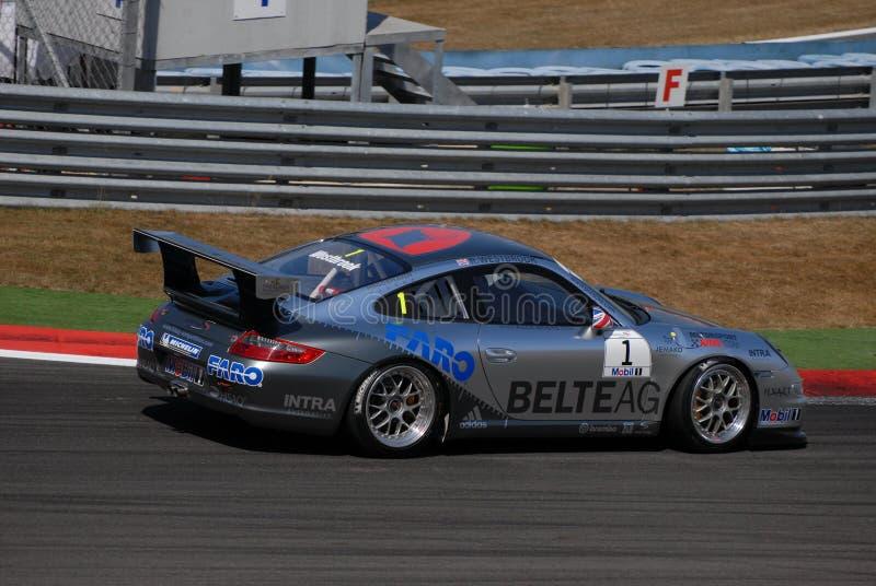 Cuvette de Porsche image stock