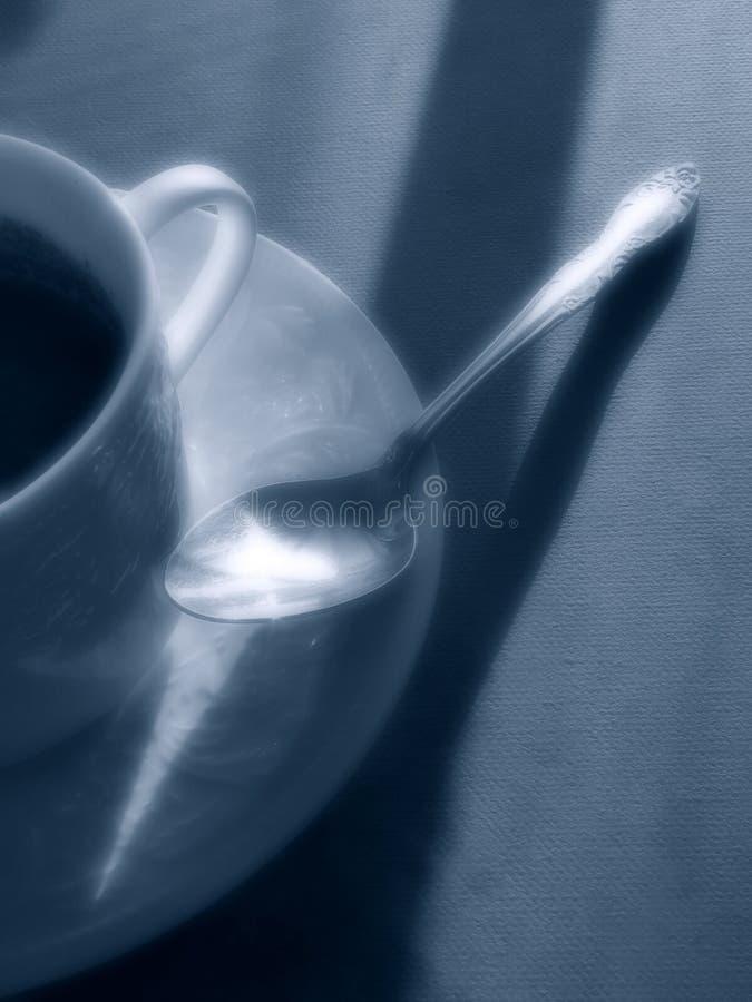 Cuvette de thé. image stock