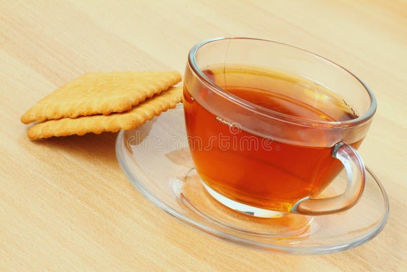 Cuvette de thé photos libres de droits