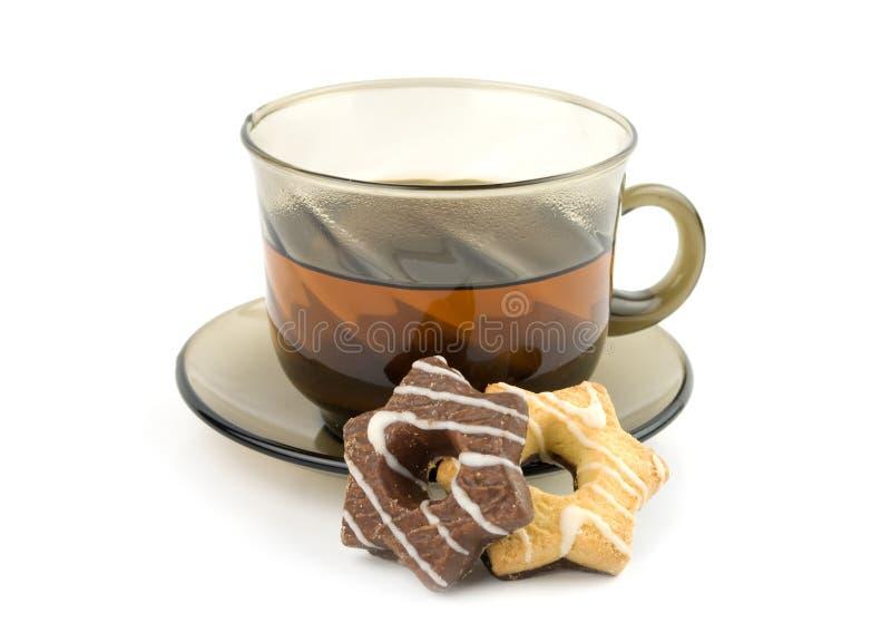 Cuvette de thé anglais photographie stock libre de droits
