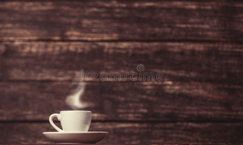 Cuvette de thé ou de café photo stock
