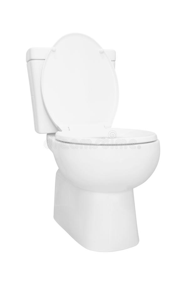 Cuvette des toilettes photographie stock