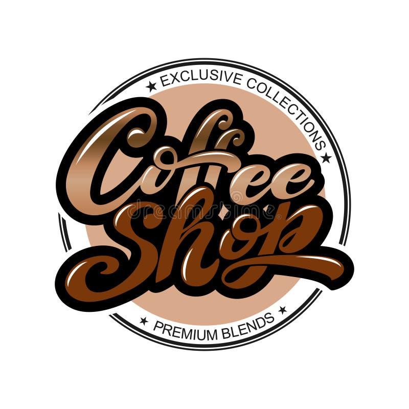 Cuvette en forme de coeur pour des amoureux de café Illustration de vecteur illustration stock
