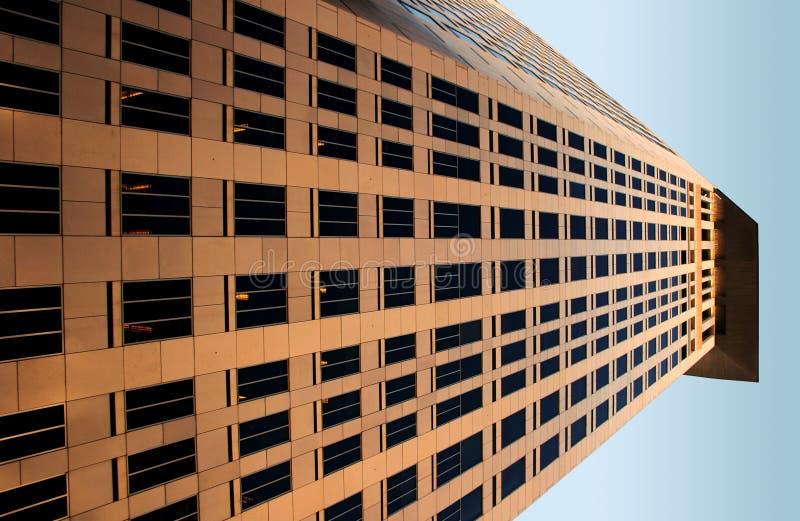 Cuyhoga Amtsgericht-Haus lizenzfreies stockbild