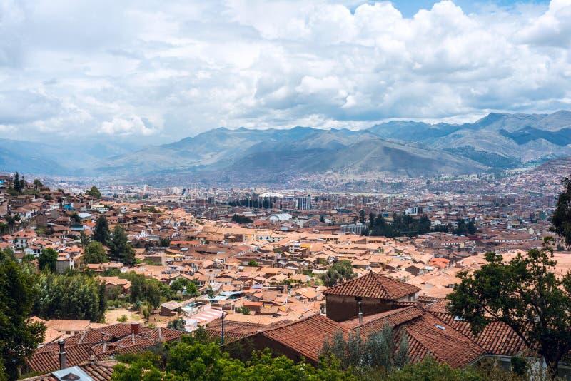 Cuzco, Περού, Νότια Αμερική στοκ φωτογραφία με δικαίωμα ελεύθερης χρήσης