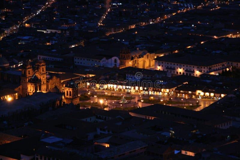 Cuzco photographie stock libre de droits