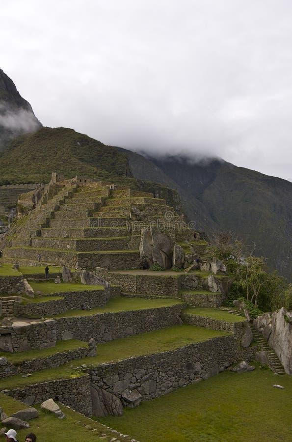 cuzco machu秘鲁picchu 图库摄影