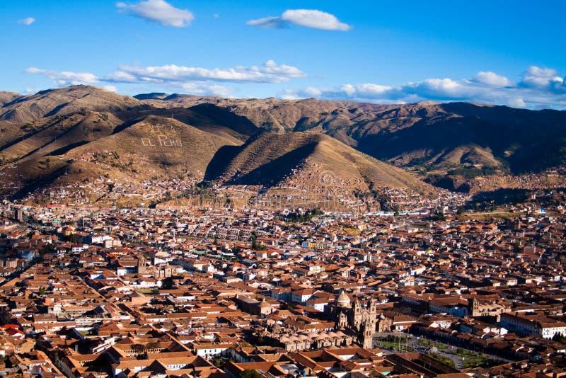 cuzco Pérou image stock