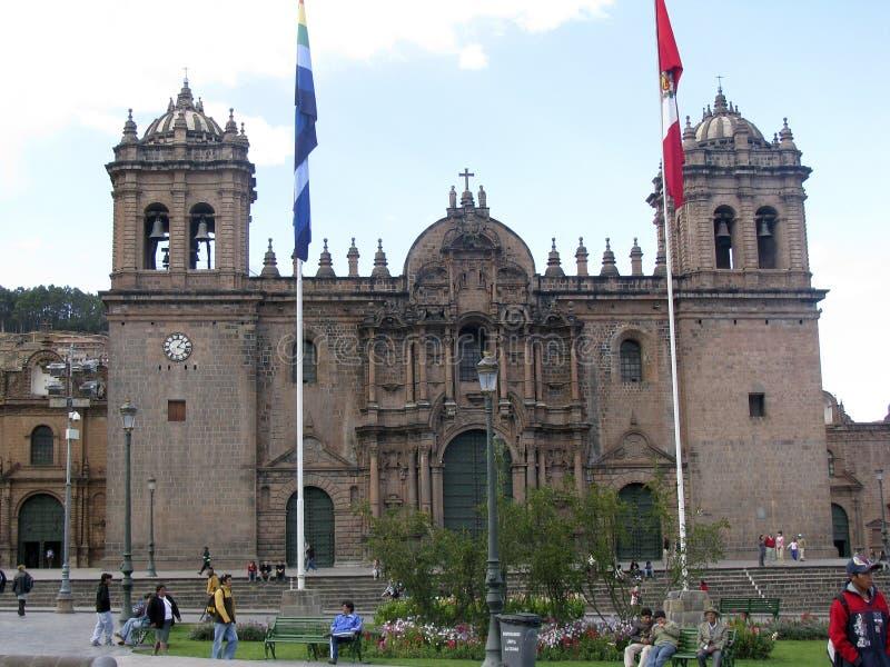 cuzco Pérou image libre de droits