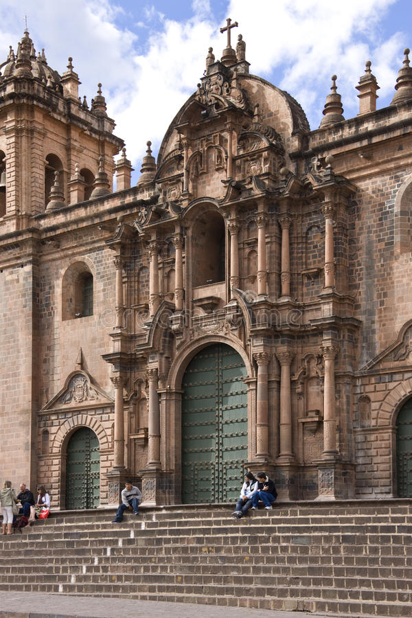 Cuzco - Perú imagen de archivo libre de regalías