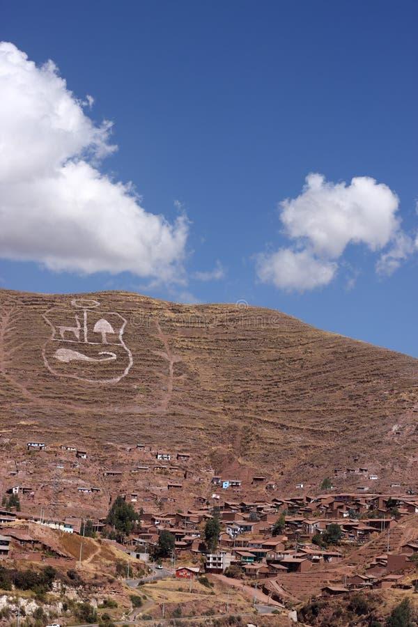 cuzco Peru obrazy stock