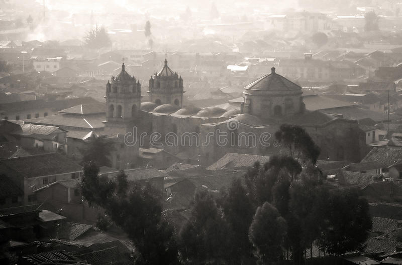 Cuzco, Peru stock photo