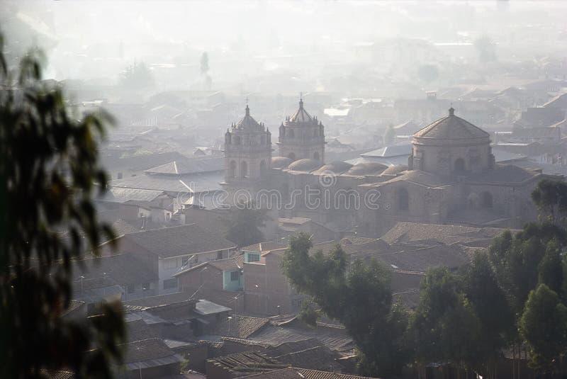 Cuzco, Peru imagem de stock