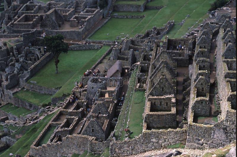 cuzco peru arkivfoto
