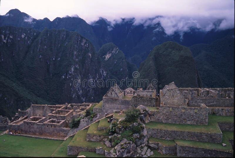 cuzco peru royaltyfri bild