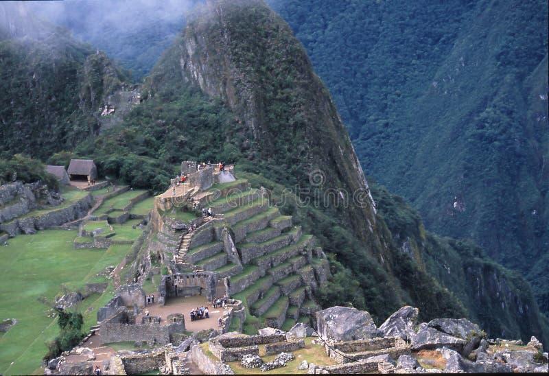 cuzco peru royaltyfria bilder