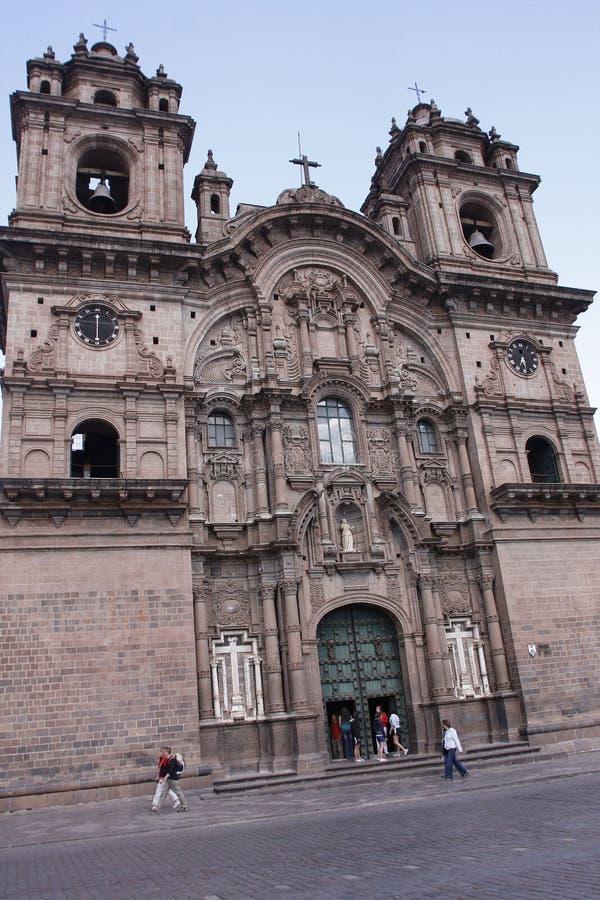 cuzco Peru fotografia royalty free