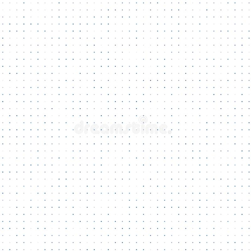 Background of sky-blue points  on white. The background of sky-blue points  on white for text, banner, poster, label, sticker, layout, wallpaper, fabric vector illustration