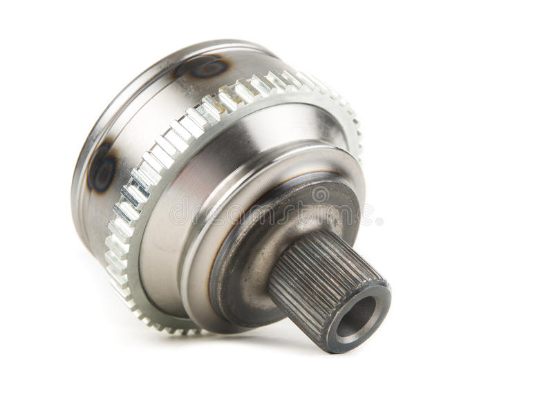 CV Joints. Constant Velocity Joints. Part wheel of the car. stock photo
