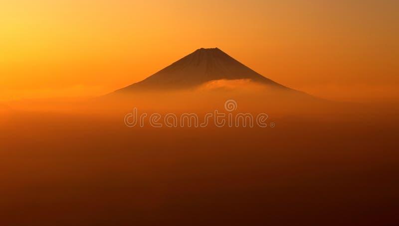 cxxxi góry Fuji fotografia royalty free