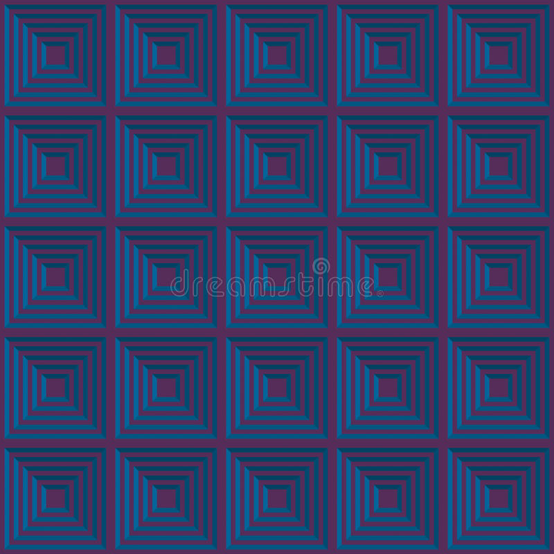 Download Cyan And Magenta Party Grid Background Stock Illustration - Image: 19976139