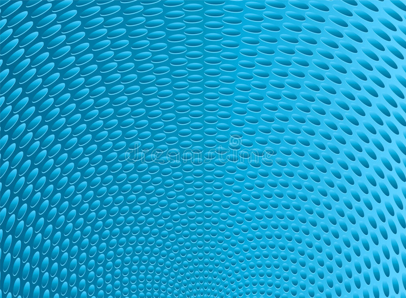 Download Cyan radiate stock vector. Image of effect, dynamic, shape - 3303252