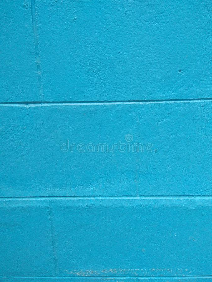 Cyan wall texture background. Used for materials in game engine or interior design stock images