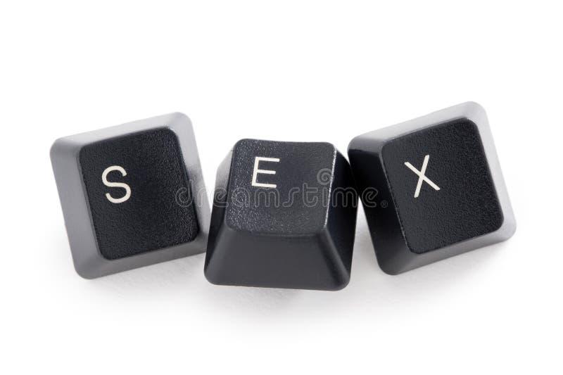 cyber internetów płeć fotografia stock