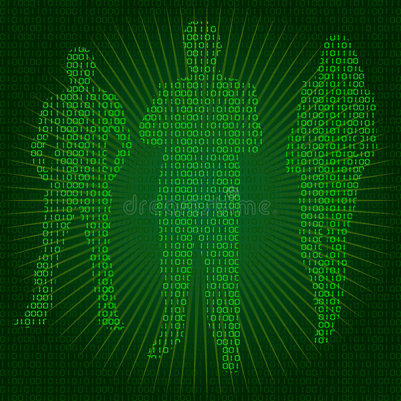 Download Cyber people stock photo. Image of interaction, design - 28610688