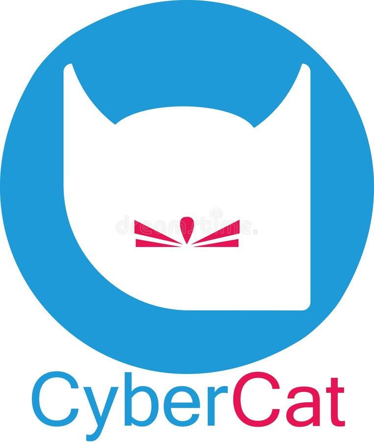 CyberCat royalty free stock photo