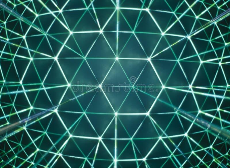 Cybercells. стоковые фотографии rf