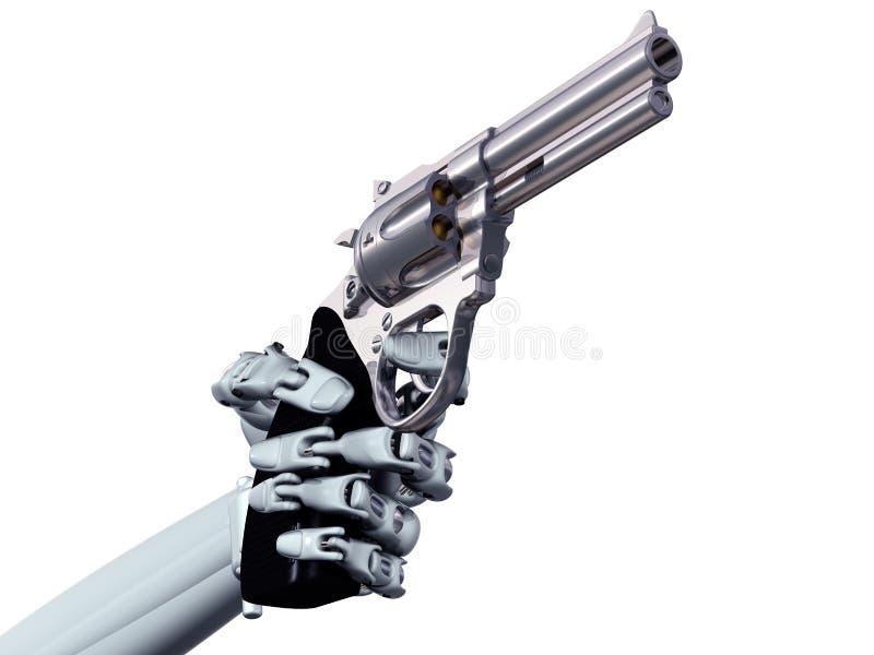Download Cybercrime stock illustration. Image of automaton, mechanised - 20005301