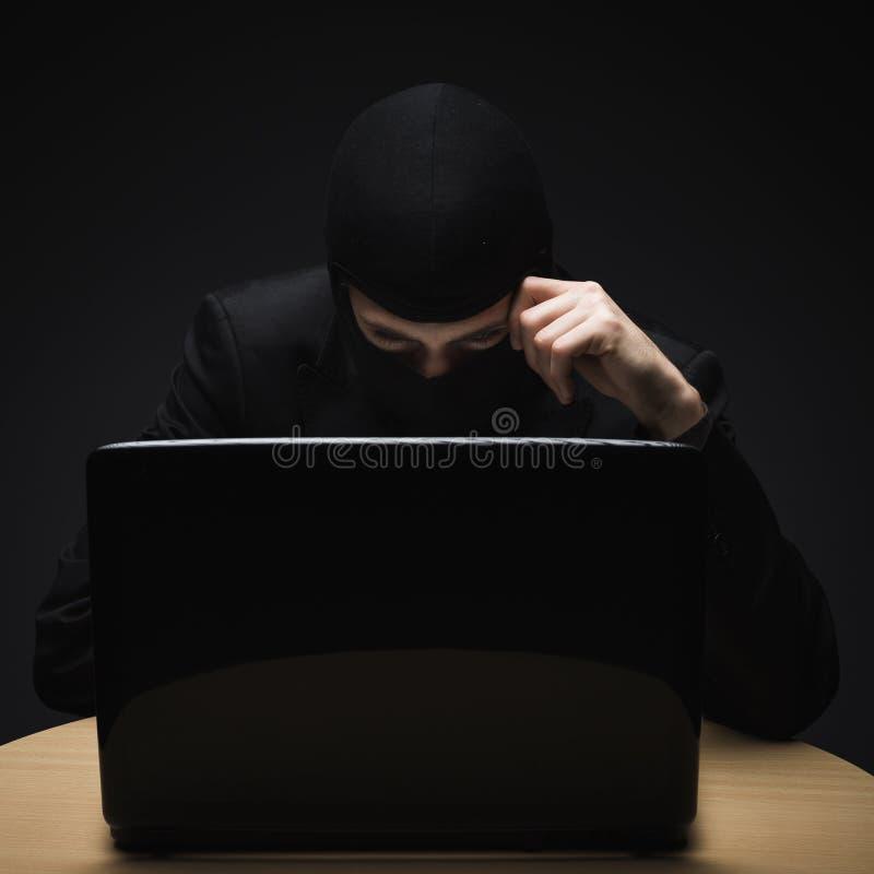 Cybercriminalité images libres de droits