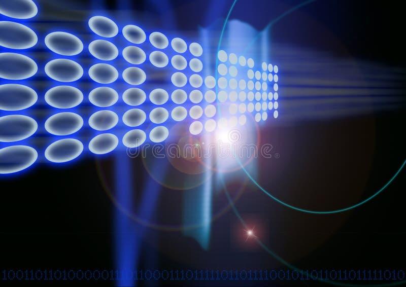 Cybernetica - III royalty-vrije illustratie