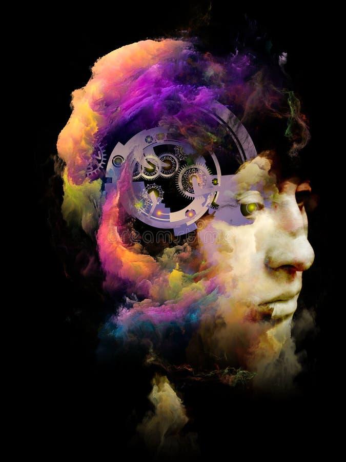 Cyberpunk Dream vector illustration
