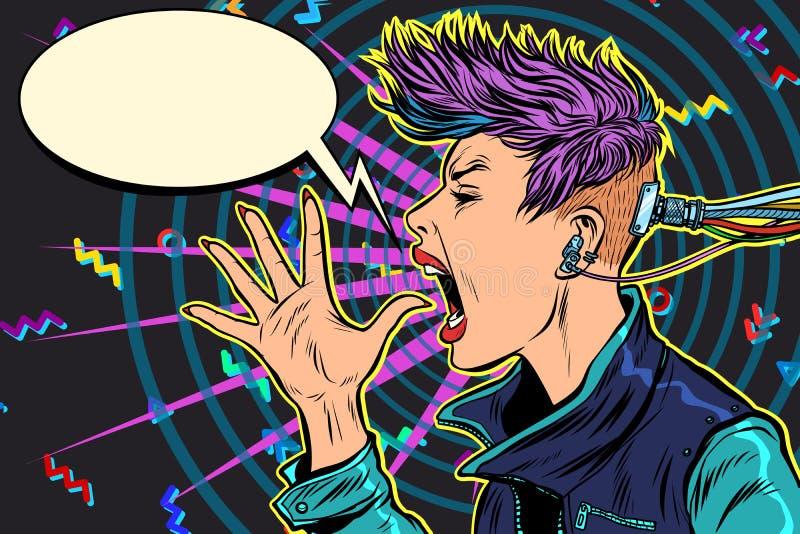 Cyberpunk Stock Illustrations – 17,172 Cyberpunk Stock Illustrations