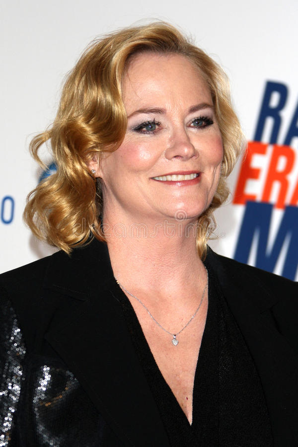Cybil Shepherd Arrives At The 19th Annual Race To Erase MS Gala Editorial Stock Photo