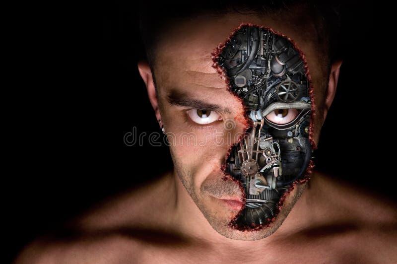 Cyborg immagini stock